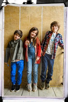 Lucas, Julia y Óscar en Mira lo que has hecho T3 | Movistar+