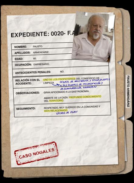 Interpretado por Juan Echanove
