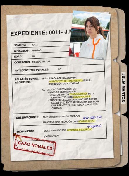Ficha Julia