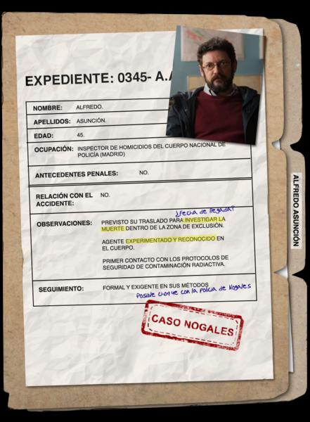 Ficha Alfredo