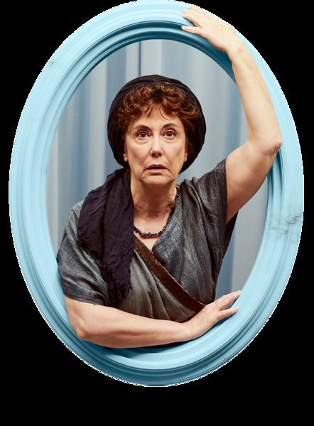 Marta Fernández-Muro interpreta a Domicia en Justo antes de Cristo de Movistar+