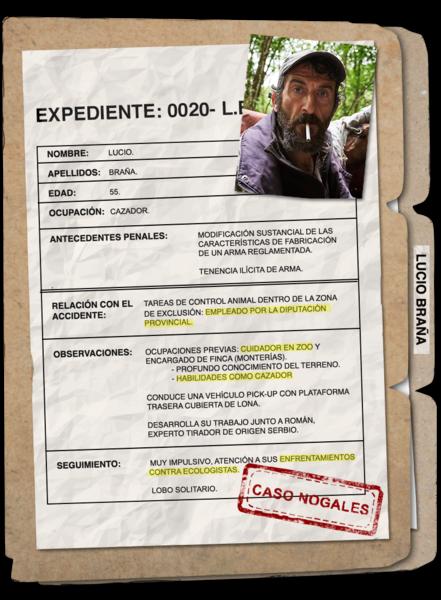 Ficha Lucio