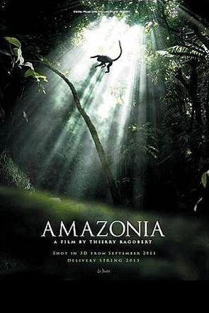 Amazonia 3D – Plakát