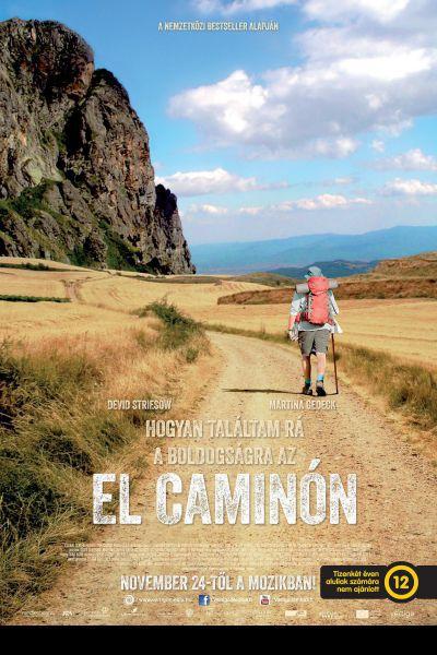 Hogyan találtam rá a boldogságra az El Caminón – Plakát