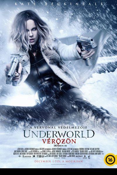 Underworld - Vérözön – Plakát