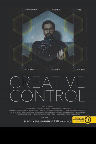 Creative Control – Plakát