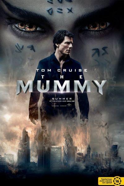 A múmia – Plakát