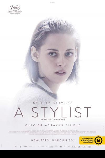 A stylist – Plakát
