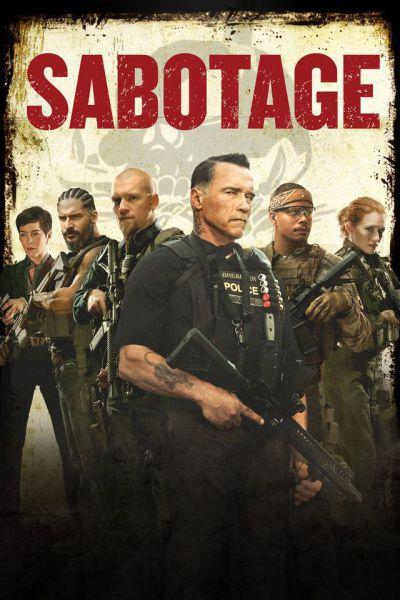 Sabotage – Plakát