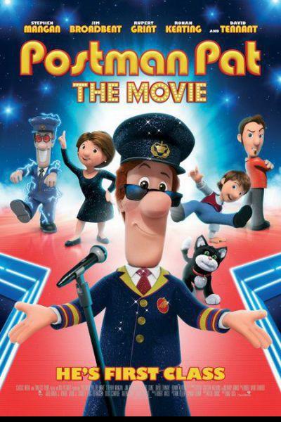 Postás Pat - A mozifilm – Plakát