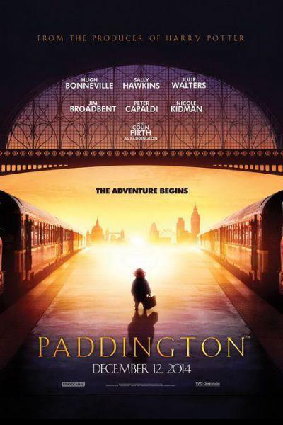 Paddington – Plakát