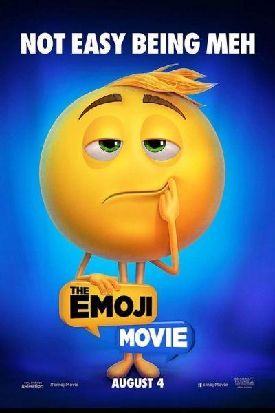 The Emoji Movie – Plakát