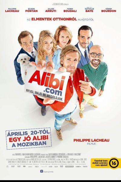 Alibi.com – Plakát