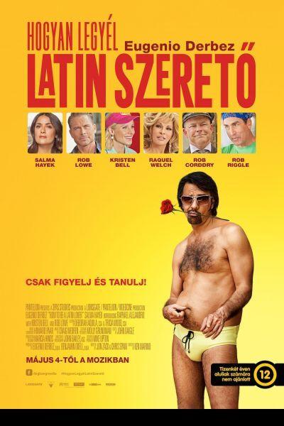 Hogyan legyél latin szerető – Plakát