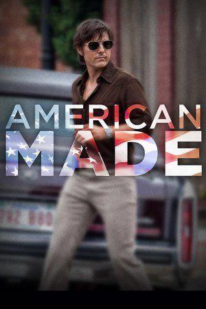 American Made – Plakát