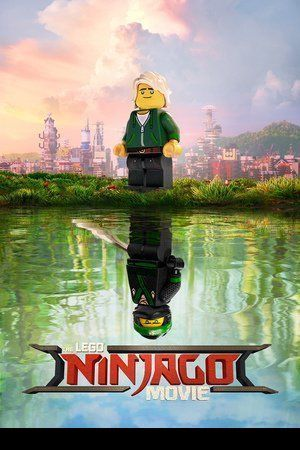 The Lego Ninjago Movie – Plakát