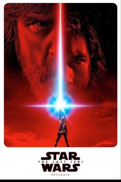 Star Wars: Az utolsó Jedik – Plakát