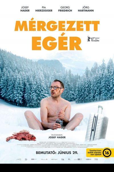 Mérgezett egér – Plakát