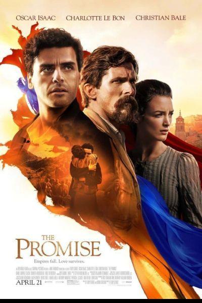 Az ígéret – Plakát