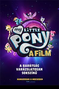 My Little Pony: A film – Plakát