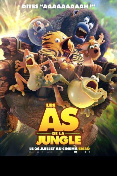 Dzsungel-mentőakció – Plakát