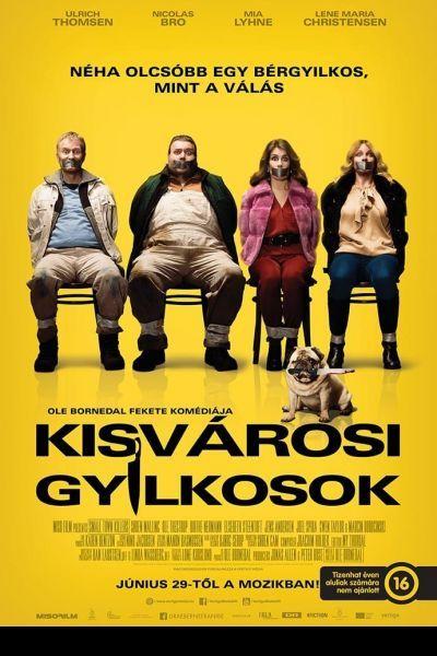 Kisvárosi gyilkosok – Plakát