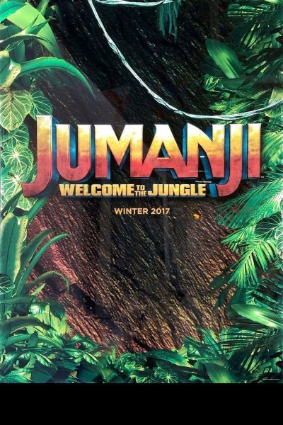 Jumanji – Plakát
