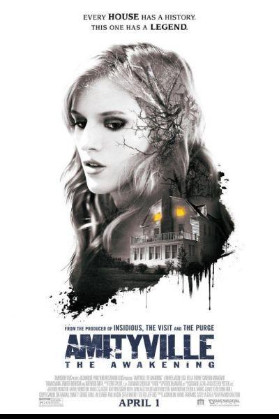 Amityville - Az ébredés – Plakát