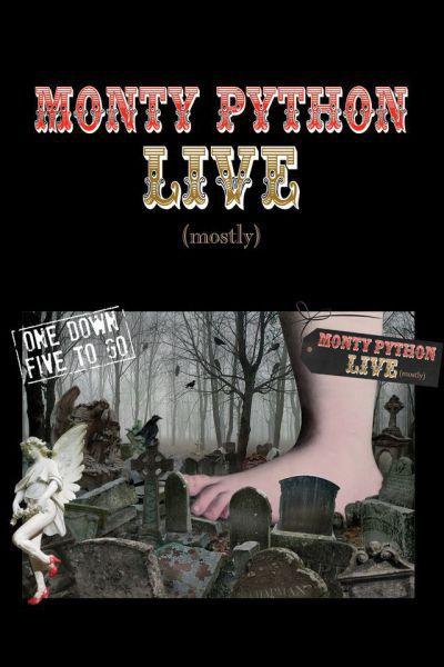 Monty Python LIVE (mostly) – Plakát