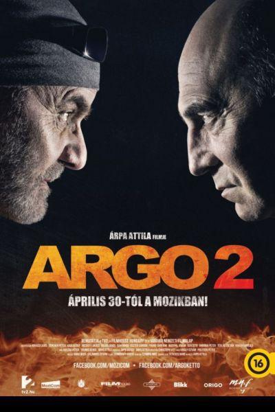 Argo 2 – Plakát