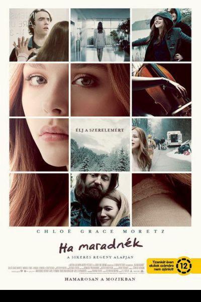 Ha maradnék – Plakát