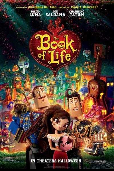 Az élet könyve – Plakát