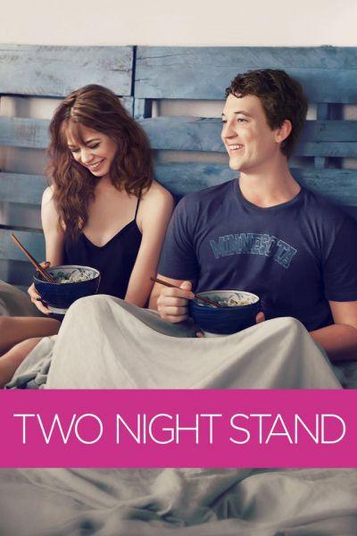 Kétéjszakás kaland – Plakát