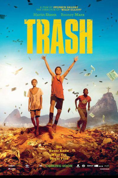 Trash – Plakát
