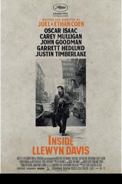 Llewyn Davis világa – Plakát