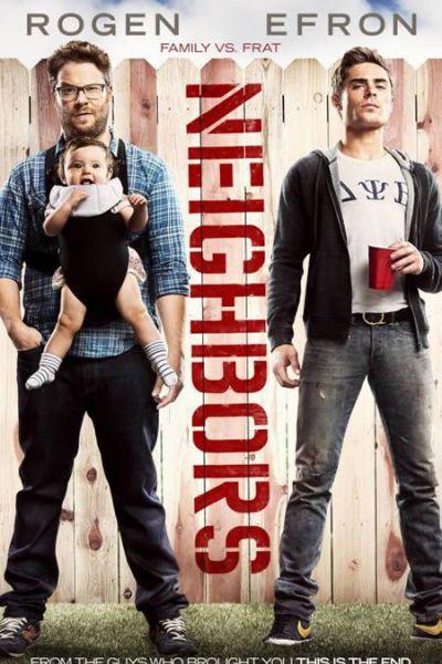 Rossz szomszédság – Plakát