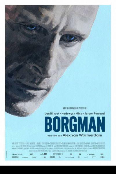 Borgman – Plakát