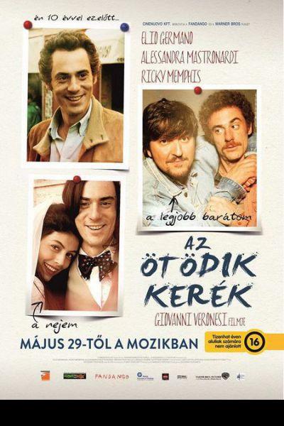 Az ötödik kerék – Plakát
