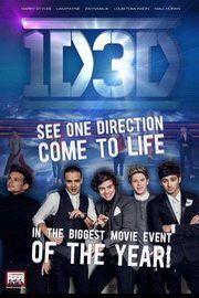 One Direction: A színfalak mögött – Plakát