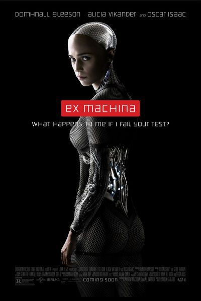 Ex Machina – Plakát