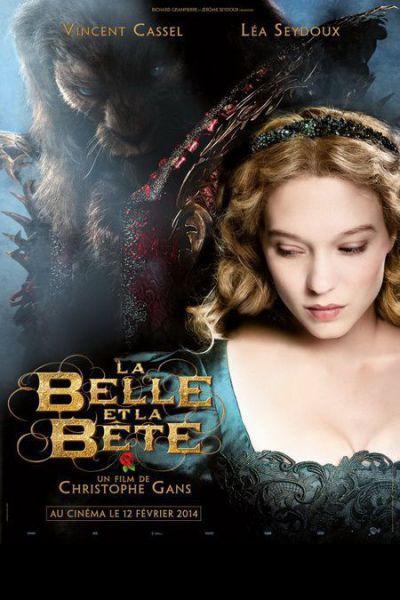 A Szépség és a Szörnyeteg – Plakát
