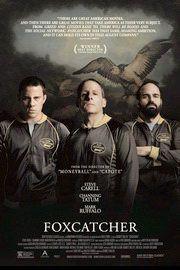 Foxcatcher – Plakát