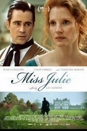 Julie kisasszony – Plakát