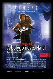 A bolygó neve: Halál (Rendezői változat) – Plakát