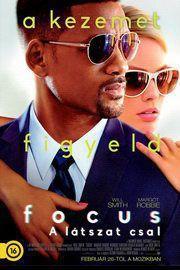 Focus - A látszat csal – Plakát