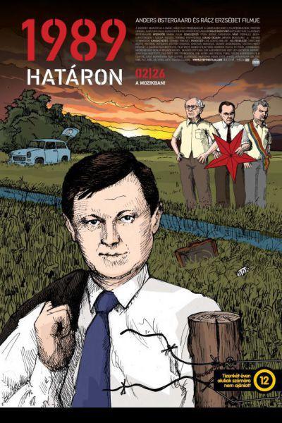 1989 - Határon – Plakát