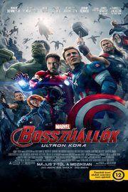 Bosszúállók: Ultron kora – Plakát