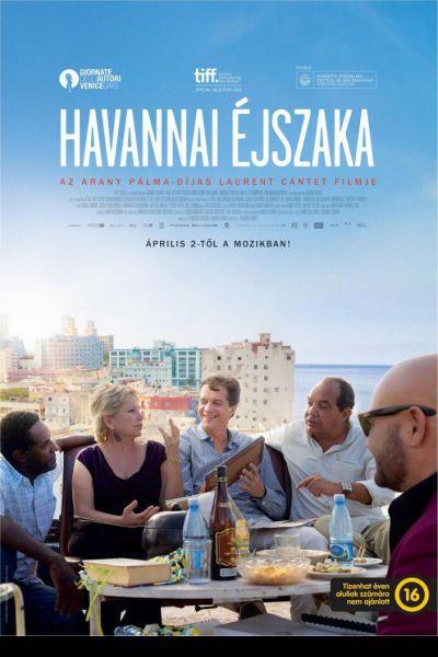 Havannai éjszaka – Plakát