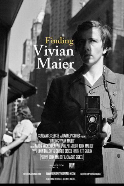Vivian Maier nyomában – Plakát
