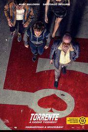 Torrente 5 - A kezdő tizenegy – Plakát